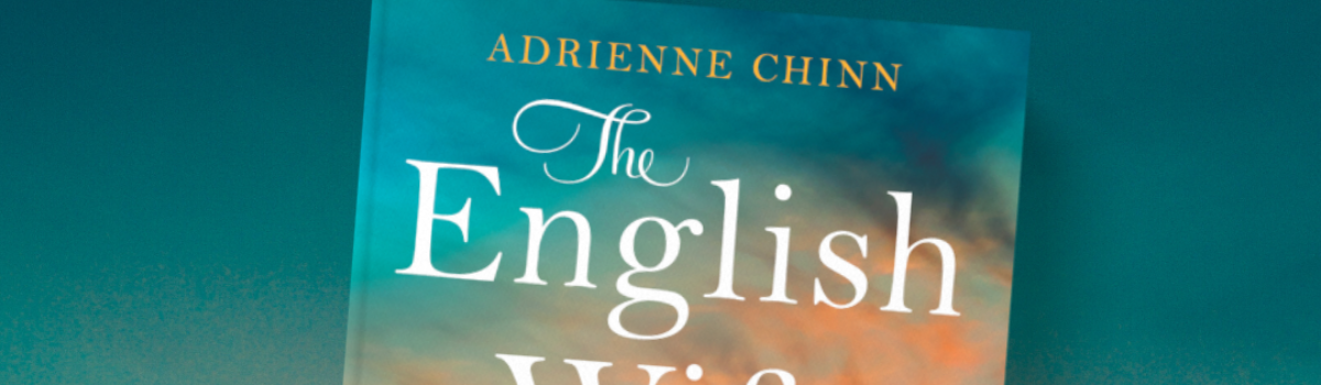 The English Wife makes Globe & Mail bestsellers lists