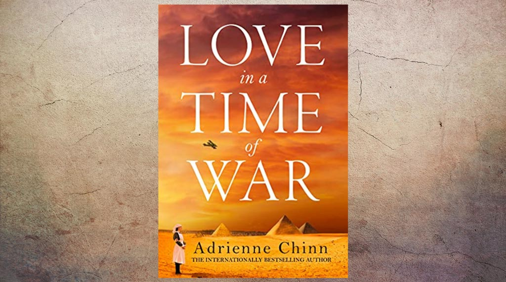 Love In A Time Of War by Adrienne Chinn